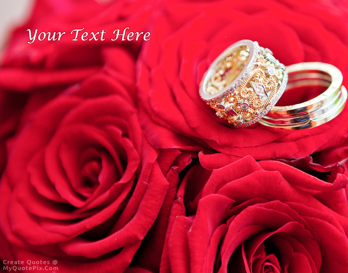 Design your own names of Beautiful Couple Rings