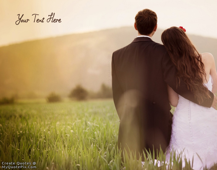 Image of: Her Design Your Own Names Of Begining Of New Love Myquotepixcom Write Quote On Begining Of New Love Picture