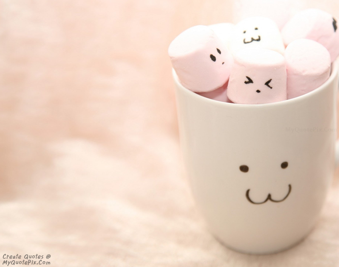 Design your own names of Cute Smile Cup