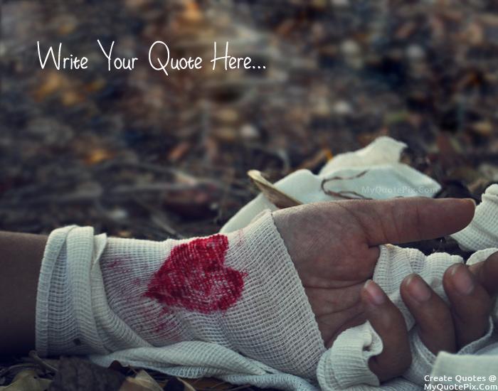 Design your own names of Heart Broken