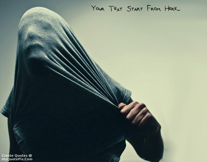 Design your own names of Hidden Face