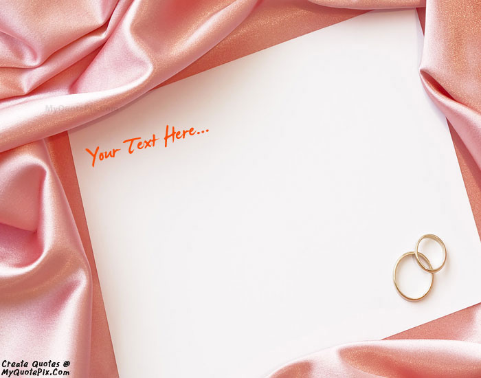 Design your own names of Proposal Ring