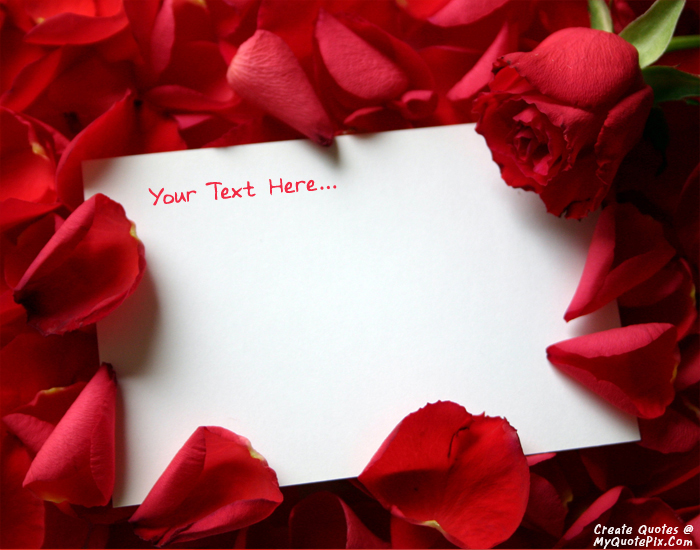 Rose Quotes Love Gorgeous Write Quote On Red Roses Love Note Picture