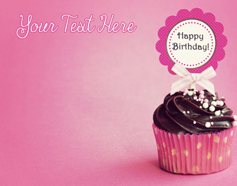 Birthday Cupcake quote pictures