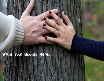 Couple Holding Hands quote pictures