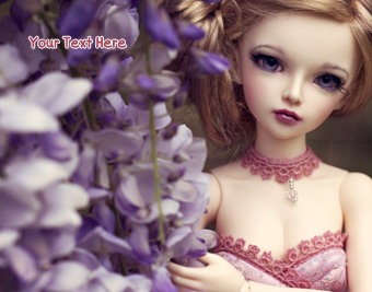 Cute Doll quote pictures
