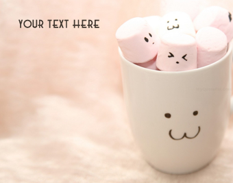 Cute Smile Cup quote pictures