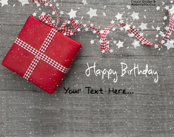 Happy Birthday Gift Wishes quote pictures