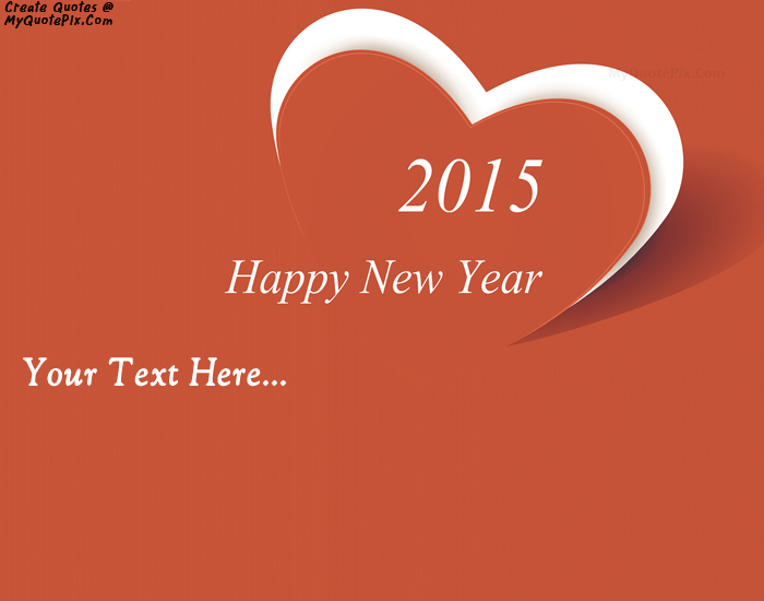 Happy New Year 2015 Picture quote pictures