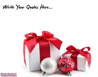Merry Christmas Gifts quote pictures