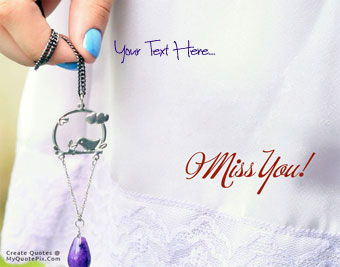Miss You Dear quote pictures
