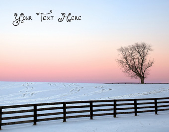 Snow fence life quote pictures